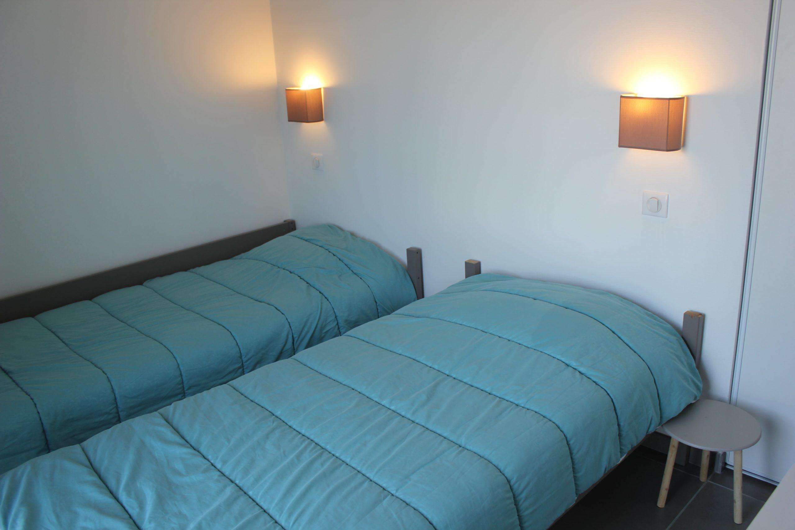 Chambre 2 - Le Riviera