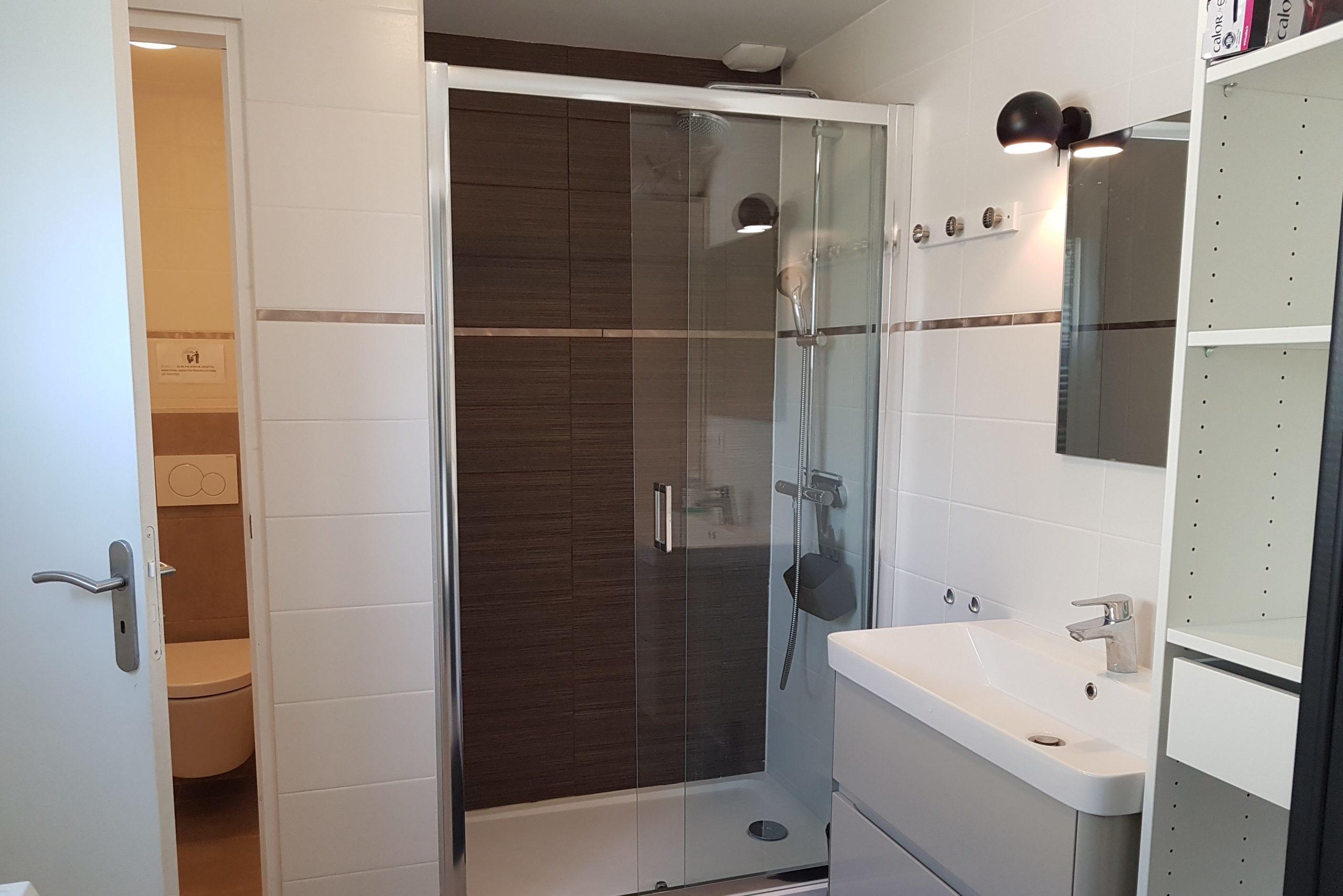 Salle de bain - Le Lofty
